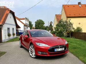 Tesla S Performance