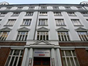 Budoucí sídlo Úřadu práce