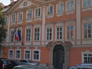 Francouzské velvyslanectví v ČR