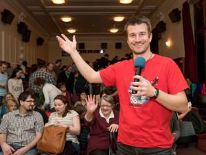 Karel Wolf pořádá cestovatelský festival už 13 let