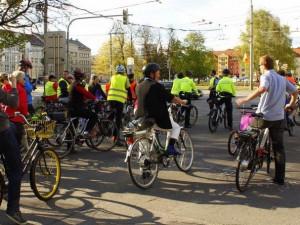 Informace o dopravním opatření během Velké jarní cyklojízdy