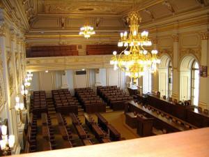 Senát se má věnovat vlastním předlohám a kandidátům na šéfa ÚOOÚ