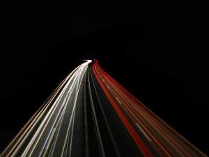 Riziko vzniku smrtelné nehody v noci vzrůstá až čtyřikrát.