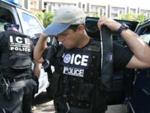 US police, ilustrační foto