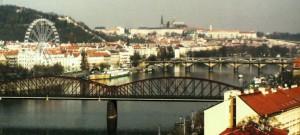 Ruské kolo na Smíchově? Ano! Praha nesmí zůstat historickým skanzenem