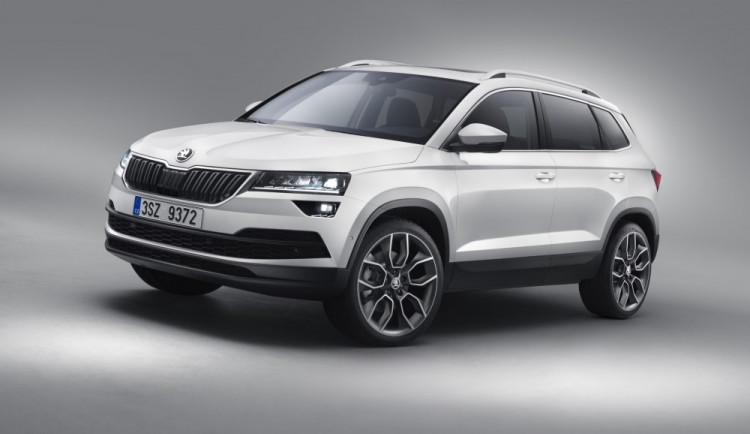 Škoda spustila předprodej nového modelu Karoq
