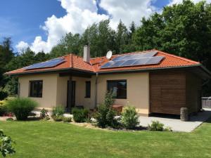Fotovoltaika, ilustrační foto.