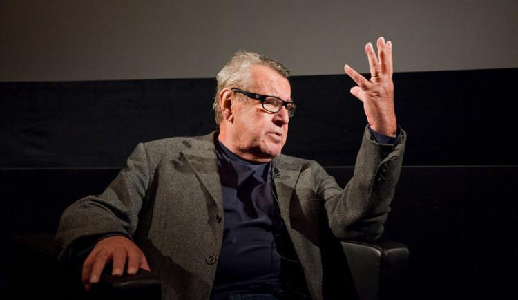 V šestaosmdesáti letech zemřel náhle oscarový režisér Miloš Forman