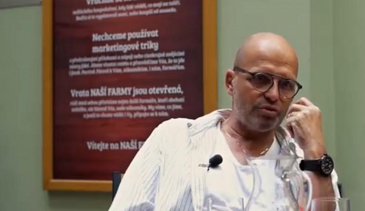 DRBÁRNA: Vizuální stránka jídla nesmyslně nabývá na důležitosti, říká Zdeněk Pohlreich