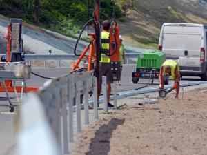 FOTO, VIDEO: Konec objížděk do Jablonce. Nová silnice výrazně zkrátí cestu