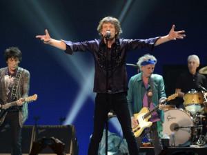 Rolling Stones vzali Prahu do rocknrollového nebe.