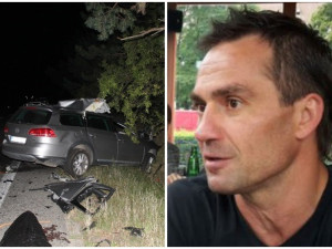 Český hokej zasáhla smutná zpráva. Při pondělní nehodě zemřel vynikající hokejista Václav Burda