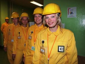 Jaderná energetika není jen mužskou záležitostí. Láká stále více žen