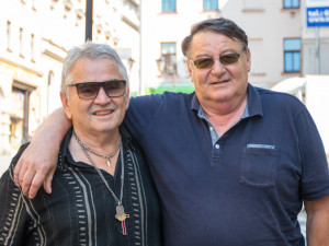 Jan Šoltys (vpravo).