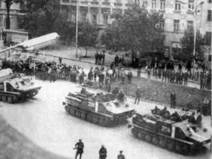 Okupace v Jihlavě.