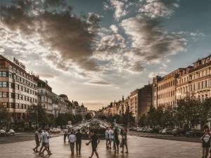 ilustrační foto, Praha.