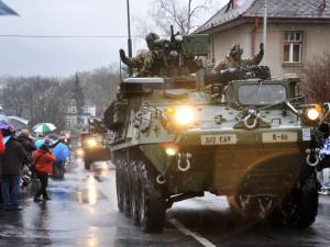 Přes jižní Moravu přejede konvoj americké armády