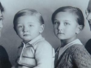 Komíny? Tak to je fabrika… Sestra Arnošta Lustiga přežila Terezín i Osvětim. Zůstal jí strach ze zvonku u dveří