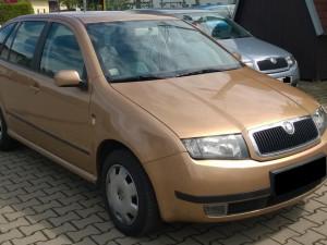 Auto Liberecké Palírny.