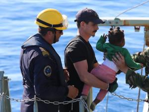 Migrační tok do EU klesá, přes polovinu běženců míří do Španělska