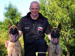Padlý voják a kynolog z Hrádku pracoval srdcem, říká podplukovník Andrej Vítek