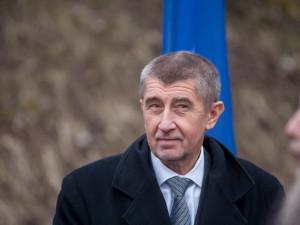 Hyenismus, komentuje chování novinářů Slonkové a Kubíka premiér Andrej Babiš