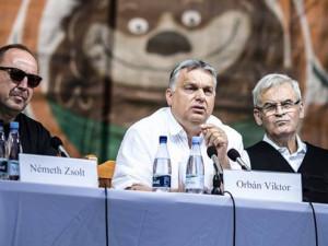 Zazvonit na premiérova syna? Takoví novináři by v Maďarsku měli problém, říká šéf webu, který odolává Orbánovi