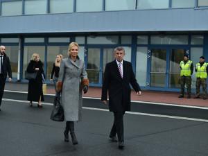 ilustrační foto, Andrej Babiš se svou ženou.