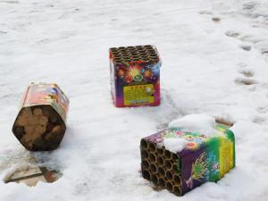 Oslavy Silvestra byly spíše poklidné, zvýšil se ale počet požárů
