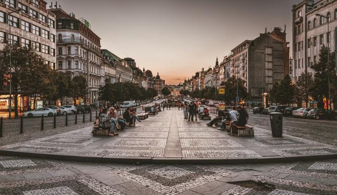 Pražští radní projednají návrat tramvají na Václavské náměstí