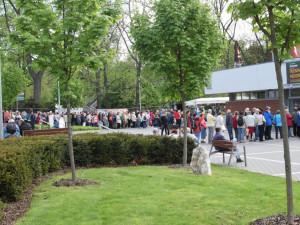 Konec veteše na Floře Olomouc. Město reaguje na kritiku úrovně květinové výstavy