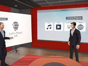 Už žádné cestování kvůli poradám. Češi vytvořili revoluční aplikaci pro virtuální realitu.
