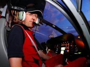 Úmrtím pilota a záchranáře Michala Beneše přišla rodina o tátu, kamarádi pořádají sbírku