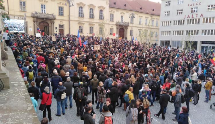 Lidé budou už potřetí protestovat proti ministryni Benešové