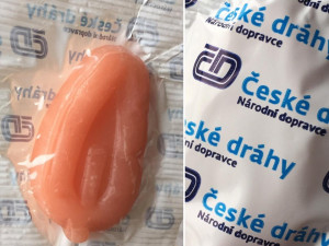 České dráhy mají nová propagační lízátka. Jejich tvar baví český internet