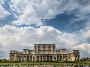 Palác Parlamentu.