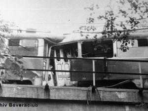 Pětatřicet let od děsivé srážky tramvají mezi Libercem a Jabloncem. Zranily se desítky lidí.