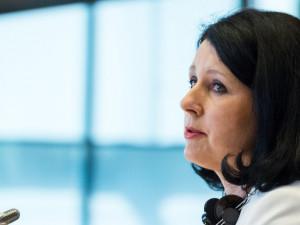 Forbes: Nejvlivnější Češkou je eurokomisařka Jourová