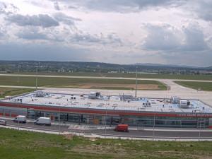 Letiště České Budějovice.
