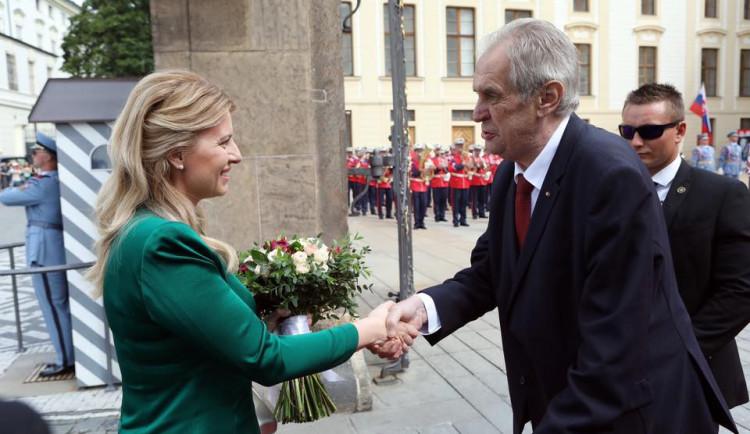 Čaputová chce na Slovensku korespondenční volbu prezidenta