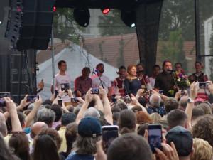 Čaputová vyjádřila pochopení lidem protestujícím proti Babišovi.