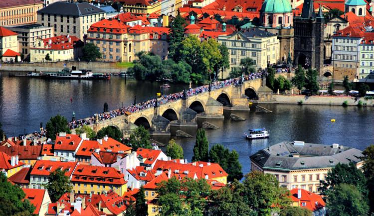 Ve středu padne v Praze teplotní rekord z roku 1935, odhadují bookmakeři