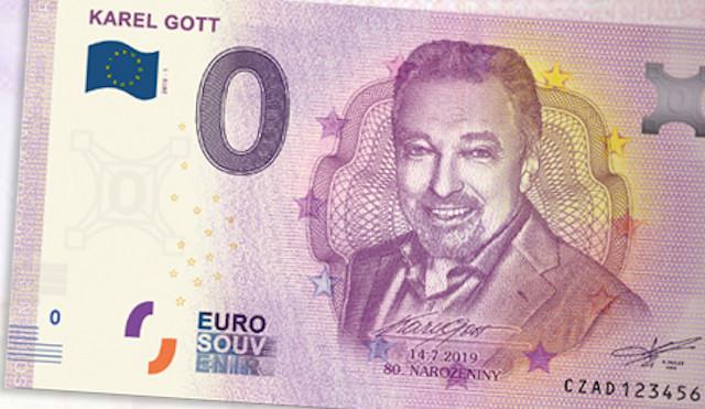 Začal prodej bankovek s Gottem, v dešti čekají stovky lidí