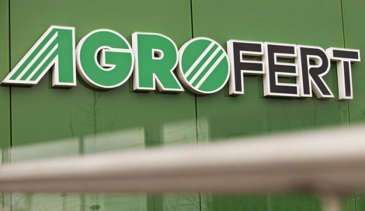 Fond životního prostředí pozastavil Agrofertu národní dotaci
