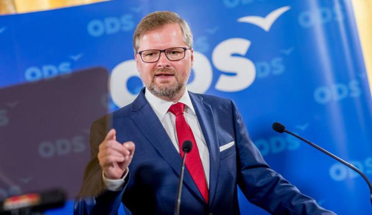 ODS chce o spolupráci jednat s konzervativně liberálními stranami