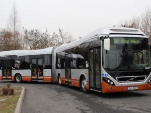 Hybridní autobusy testují Praha a Pardubice, Plzeň neuspokojily