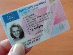 Do konce roku propadne řidičský průkaz 268 tisíc řidičů