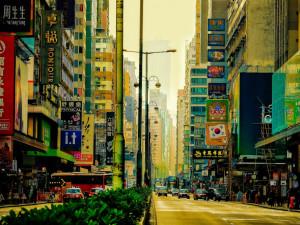 Fischer apeloval na Čínu, aby se v Hongkongu zdržela násilí
