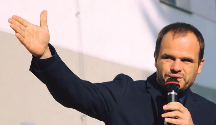 Šmarda se vzdal nominace na ministra, oznámil to Hamáčkovi