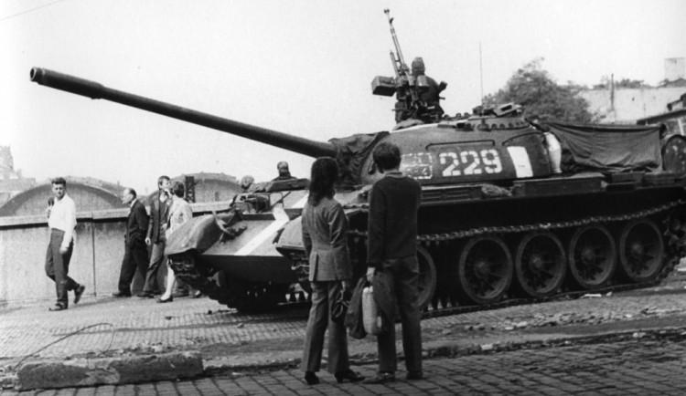 Česko si připomene srpen 1968 a 1969, Milion chvilek chystá pochod